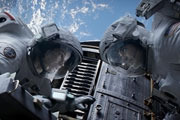 Gravity Blu-ray + DVD Review