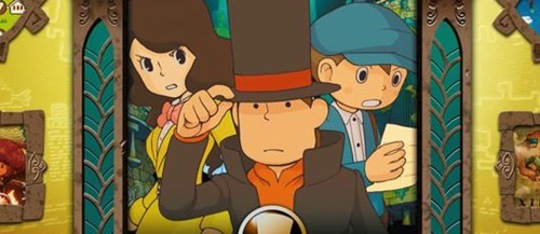 Professor Layton and the Azran Legacy 3DS Game Review