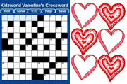Preview valentine crossword pre