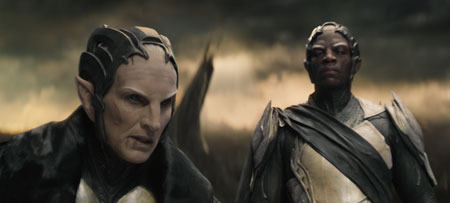 The Dark Elves