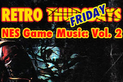 Retro Thursdays: NES Game Music Vol. 2