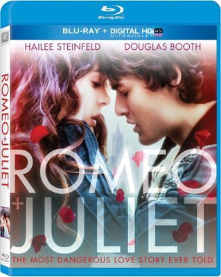 Romeo and Juliet Blu-ray Cover