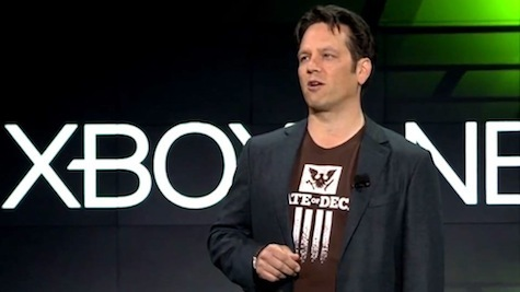 Phil Spencer is actually a really cool guy