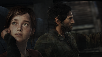 Ellie, from The Last of Us.