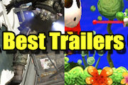 The Best Game Trailers of March... So Far