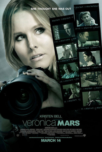 Veronica Mars was crowdfunded by fans!