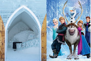 Kidzworld's Adventure In Quebec City With Frozen