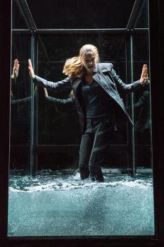 Tris during psychological testing