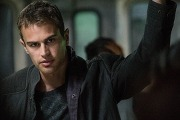 Theo James: Dauntlessly Divergent