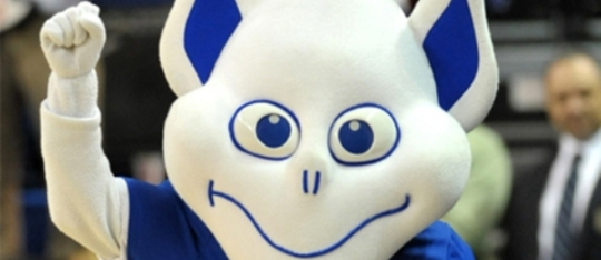 The Weirdest Mascot in the 2014 NCAA March Madness Basketball Tournament
