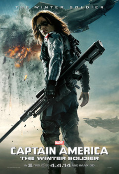 Sebastian Stan as Winter Soldier