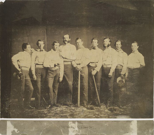 The Brooklyn Excelsior Team
