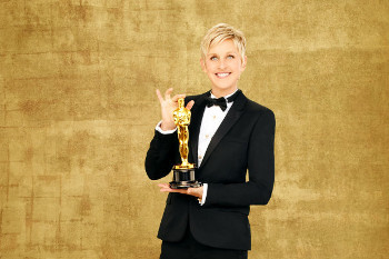 Ellen Degeneres hosted the 89th Annual Academy Awards