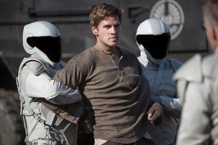 Gale is taken away by Capitol troops