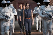 The Hunger Games: Catching Fire Blu-ray   DVD Review