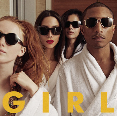 G I R L is available in stores and on iTunes now!