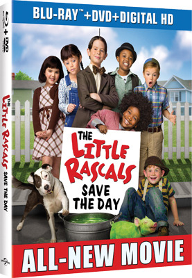 The Little Rascals Save the Day Blu-ray