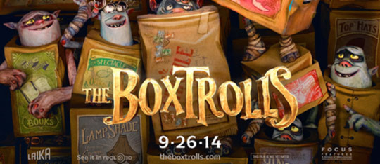 The Boxtrolls: Teaser Trailer