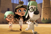 Mr. Peabody and Sherman Movie Review