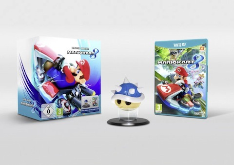 Limited Edition with Blue Shell