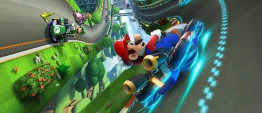 Mario Kart 8 Limited Edition and Pre-Order Bonuses