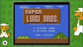 Super Mario Bros. in reverse?
