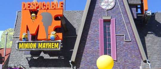 Despicable Me Minion Mayhem!