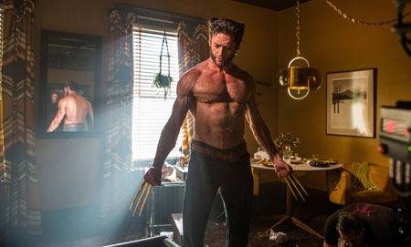 Logan/The Wolverine finds himself in the distant past