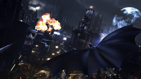 Batman Arkham Knight...The Best superhero game yet