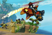 Skylanders Trap Team Announcement Trailer