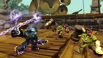 Who is your favorite Skylander?