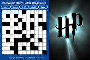 Preview harry potter crossword pre