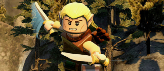 LEGO The Hobbit Launch Trailer