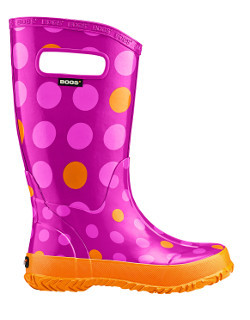 Bogs Boots Kids' Dots Rainboots