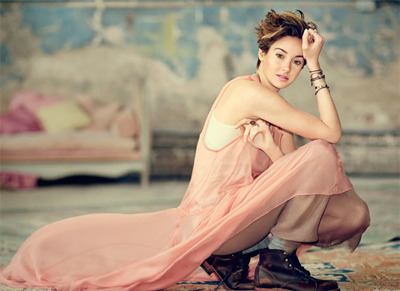 Shailene Woodley's talent is no longer secret
