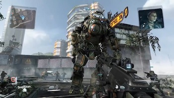 Titanfall, exclusive to Microsoft platforms