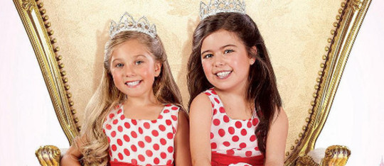 Sophia Grace and Rosie's Royal Adventure Interview