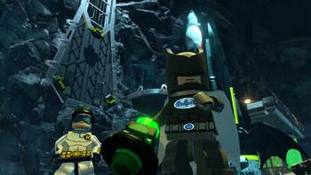 LEGO Batman Sonar