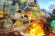 Sunset Overdrive: First Gameplay Footage
