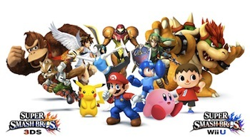 Super Smash Bros. is looking awesome!