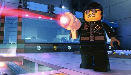 Bad Cop (Liam Neeson) in action