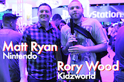 Kidzworld was at E3 in person and got to go on a special booth tour with Nintendo! Watch it here!