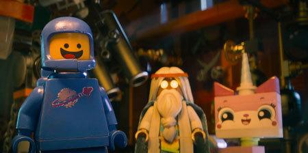 Spaceman Benny, Vitruvius and UniKitty