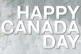 Micro happy canada day micro