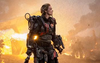 Rita in combat