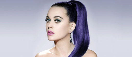 Top 10 Celebs with Crazy Colored Hair