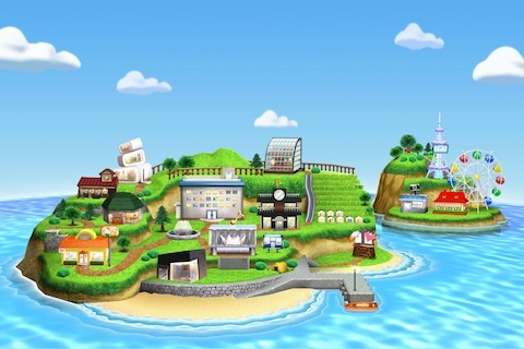 Fill your island with any Mii your heart desires and then watch the madness ensue.