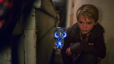 Munch (Reese Hartwig) discovers Echo