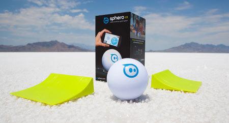 Sphero 2.0 box and ramps