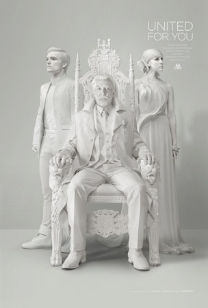 President Snow's Official Poster